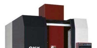 OKK's VC-X350 5-axis machining centre