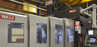 Wele SB316M CNC machining centre