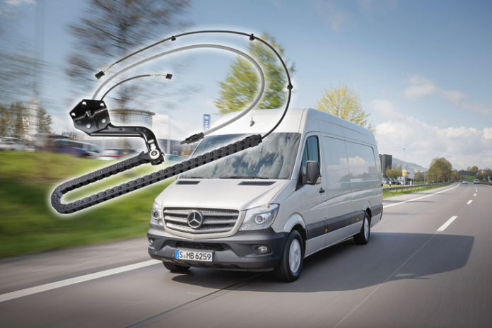 Mercedes-Benz Vito use KABELTRAX