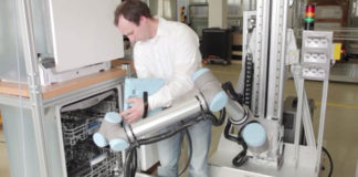 testing with cobots