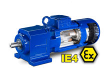 Bauer ATEX rated motors