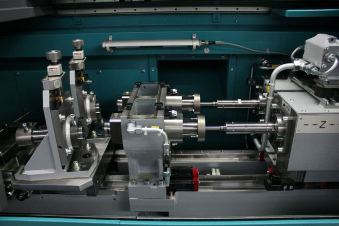 two-spindle ML200 by TBT